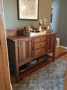 430 Buffets And Hall Tables Ideas, Craftsman Floor Cabinet Reddit
