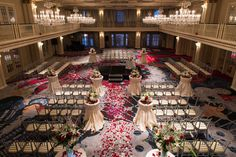 Weddings at The Drake Hotel, Chicago. #wedding #hotel #love #marriage #flowers #Chicago #REALCHICAGO #party #DrakeChicago #classic  thedrakehotel.com