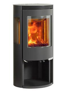 ILD 8 Wood Burning Stove in majolica brown Stoves, Wood Burning, Home Appliances, Brown, House, House Appliances, Woodburning, Home, Ovens