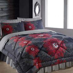 Sateen Bedroom Set - Brick Asi