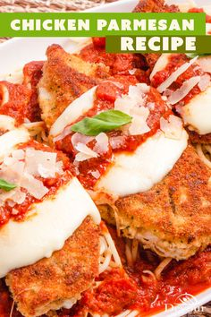 Delicious and easy to make Chicken Parmesan Recipe, a traditional favorite and I will show you how easy it is to make, step by step. Making Chicken Parmesan is easier than you think. WOW your family with this delicious dinner! #devourdinner #devourpower #easyrecipe #recipeoftheday #YummyInMyTummy #onmyplate #foodtime #foodforthought #foodanddrink #feastgrams #barereaders #foodblogeats #wprecipemaker #thecookfeed #foodbloggerlife #chickenparm #chickenparmesan #chickenparmmy #recipe #recipes Baked Meat Recipes, Easy Chicken Recipes, Turkey Recipes, Veggie Recipes, Easy Dinner Recipes, Yummy Recipes, Tasty Chicken Parmesan, Slow Cooked Chicken, Easy Family Meals