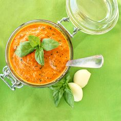 Roasted Bell Peppers Pesto Sauce