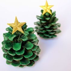 Christmas Crafts Decorations Tree Pine Cones - Best Of Christmas Crafts Decorations Tree Pine Cones, 40 Creative Pinecone Crafts for Your Holiday Decorations Pine Cone Christmas Decorations, Pine Cone Christmas Tree, How To Make Christmas Tree, Pinecone Ornaments, Noel Christmas, Christmas Crafts For Kids, Christmas Tree Ornaments, Holiday Crafts, Pinecone Decor