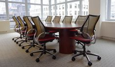 Corporate Ergonomic Solutions from Humanscale- Features Liberty Task Chair