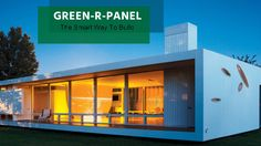 Think about your #home at home today! greenrpanel.com