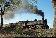 RailPictures.Net Photo: LO 804 BCL (Bamangwato Concessionaires Limited) Steam 4-8-2 at Selebi-Pikwe, Botswana by Fabrice Lanoue: