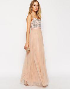 45aa1db820c5 Needle   Thread Embellished Crystal Petal Maxi Dress Abschluss, Frisuren,  Kleider, Deb Kleider