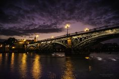 Triana´s Bridge - Puente de Triana - Triana´s Bridge - Puente de Triana Seville