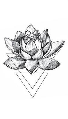 Cheap Temporary Tattoos, Buy Directly from China Triangle Lotus Temporary Tattoo Sticker Waterproof Women Girls Makeup Body Art Fake. Lotus Tattoo Design, Flower Tattoo Designs, Flower Tattoo Drawings, Lotis Flower Tattoo, Lotus Flower Tattoo Meaning, Sketch Tattoo Design, Temporary Tattoo Designs, Floral Tattoo Design, Fake Tattoos