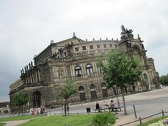 Dresden Dresden, Louvre, Mansions, House Styles, Building, Travel, Mansion Houses, Voyage, Manor Houses