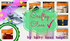 I always wanted to try one of these classes! Win a free craftsy class!!