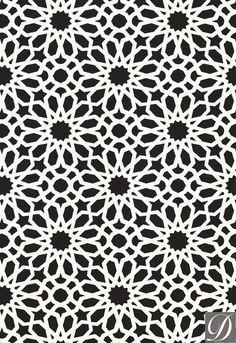 Agadir Screen Wallpaper by Martyn Lawrence Bullard [MLB-220014] : Designer Wallcoverings™