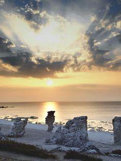 Rauk, Gotland by Peter Holgersson