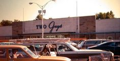 Vintage photos of stores, shops and malls in New Jersey   NJ.com  We shopped at the Toms River, NJ Two Guys as Newlyweds. Then after it closed at Caldor and now it is a Kohl's.