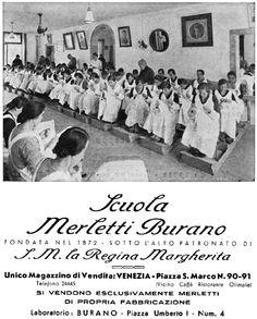 Scuola dei Merletti di Burano