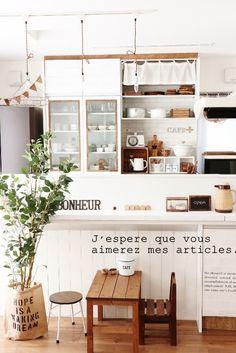 ●ニトリの大満足なお買いもの*大物DIY&素敵過ぎるグリーンと●   ・:*:ナチュラルアンティーク雑貨&家具のお部屋・:*