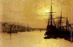 Oz Conservative: John Atkinson Grimshaw: a painter of the night