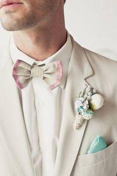 #matrimonio #wedding #easter #groom #boutonniere #pastel #sposo