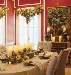 This New Year's, create a Holiday table as lively as those around it.