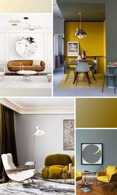 Nebojte se barev - odvážné interiéry jsou v kurzu   Insidecor - Design jako životní styl