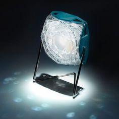 Olafur Eliasson reveals his latest pocket-sized solar lamp, the Little Sun Diamond