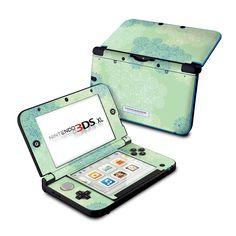 Nintendo 3DS XL Skin - Sweet Siesta by Shell Rummel | DecalGirl