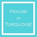 House of Turquoise Turquoise Kitchen, House Of Turquoise, Shades Of Turquoise, Turquoise Color, Fade Up, Seashell Wreath, Large Lanterns, Lantern Set, Beaded Chandelier