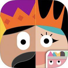 The 70 best educational appswebsitesresources images on pinterest thinkrolls kings queens by avokiddo fandeluxe Image collections