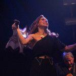 Soledad dueña de la quinta luna del Poncho 2015