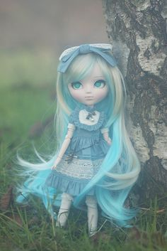 I have never wanted a doll at 13 but these pullip dolls are beautiful and amazing