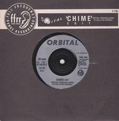 ORBITAL: Chime / Deeper (1990)