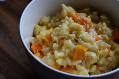 Nourish Your Roots: Roasted Butternut Squash Risotto