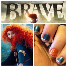 Disney Princess Nails - Imgur