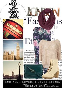 """""""Do London"""" by queen-4-giants ❤ liked on Polyvore"""