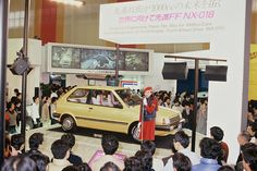 OG |1982 Nissan Micra / March K10 |NX-018 concept presented at the 1981 Tokyo Motor Show as a forerunner of the produced model.