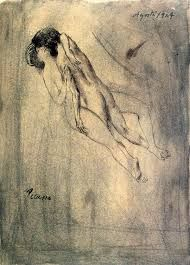 Risultati immagini per lovers standing expressionist painting