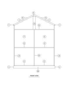 Ag Doll House Blueprints