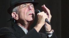 Dublin O2, Hallelujah, Leonard Cohen, July 23rd