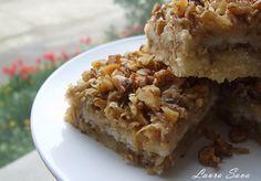 Prajitura cu mere si gris Apple Pie, Sweets, Cookies, Fruit, Desserts, Recipes, Food, Mai, Mascarpone