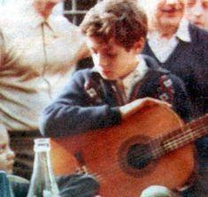 Las guitarras de Gustavo Cerati de toda su carrera...