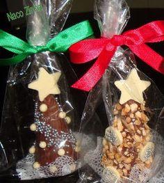 Christmas Favors, Christmas Sweets, Christmas Mood, Christmas Candy, Homemade Christmas, Creative Christmas Food, Xmas Food, Holiday Cookies, Holiday Treats