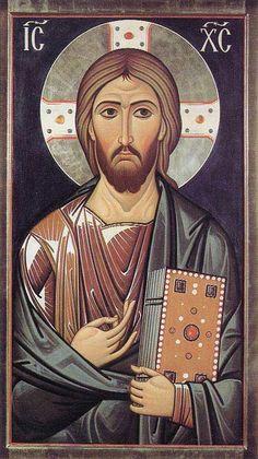 painter Arch.Zenon  - Jesus Christ