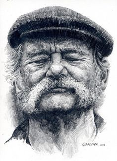 by Stephen Gardner Portrait Sketches, Pencil Portrait, Portrait Art, Portraits, Drawing Sketches, Graphite Drawings, Pencil Drawings, Art Drawings, Amazing Drawings
