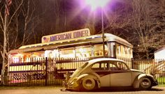 volkswagen  bug american dinner.