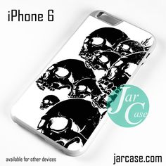 Death Skull Phone case for iPhone 6 and other iPhone devices