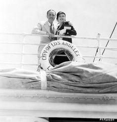 William Powell & Carole Lombard (1931)