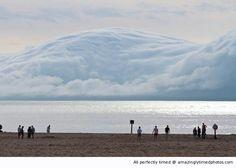 Tsunami cloud