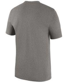 Nike Men's Los Angeles Rams Legend Icon T-Shirt - Gray XXL