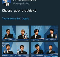 I choose all of them for my Country♡