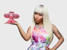 Nicki Minaj Pink Pill Commercial (+playlist)